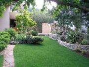 Nitra-Zobor - rekonštrukcia záhrady