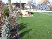 Realizácia záhrady - Klokočina