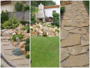 NItra-Zobor - realizácia záhrady