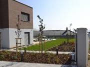 Štitáre - moderný štýl záhrady