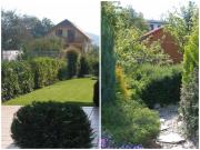 Drážovce - realizácia záhrady