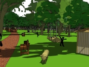 Rumanová-rekonštrukcia parku
